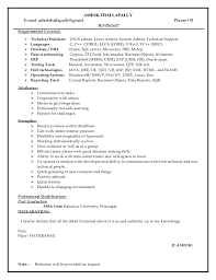 ... Pleasurable Inspiration How To Update A Resume 15 Ashok Update ...