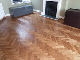 how to re parquet flooring