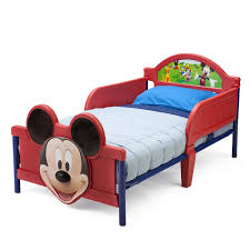 Mickey Mouse Clubhouse Bedroom Disney Mickey Mouse 3d Toddler Bed Toysrus