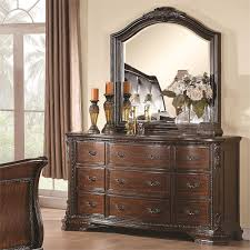 Mirrored Bedroom Dressers Antique Dresser With Mirror At Home Dresser Styles