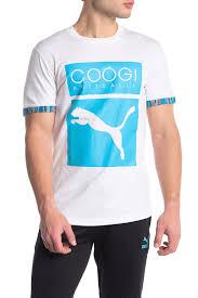 Puma X Coogi Logo Tee