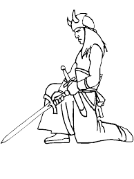 Small Picture Anime Swordsman Coloring PagesSwordsmanPrintable Coloring Pages