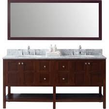 double bathroom vanity. florentina 70\ double bathroom vanity