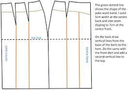 Pleated Skirt Pattern Beauteous Drafting The Soft Pleat Skirt Cut It Out Stitch It Up
