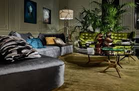 Roberto Cavalli Welcomes  With A Fresh Home Interiors - Home fashion interiors
