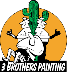 three brothers painting