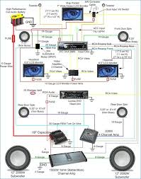 5 channel amp wiring diagram bestharleylinks info 4 channel amp wiring diagram 4 speakers 49 best wiring diagram images on pinterest