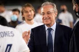 Real Madrid: Real-Boss Florentino Perez will Fußball reformieren -  Gegenwind von LaLiga-Boss
