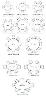 8 ft tables seating round tables seating round dining tables ideas and tips square dining tables