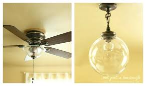 replace ceiling fan with light fixture so for that reason and to appease my hubby i replace ceiling fan with light fixture
