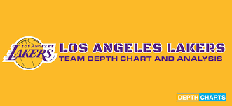 2019 Los Angeles Lakers Depth Chart Live Updates