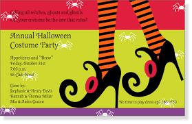 Halloween Birthday Invitations 650 422 Printable Halloween
