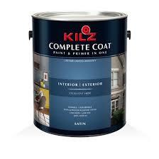one coat exterior wood paint satin. kilz complete coat® - satin primers, specialty paints \u0026 concrete care products kilz® one coat exterior wood paint :