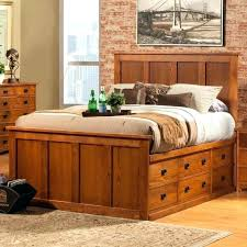 full size bed frame with storage underneath – triggiano.info
