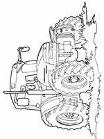 Kleurplaten Tractor Claas Brekelmansadviesgroep