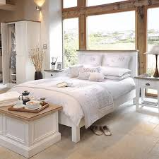 Lifestyle Savannah White Reclaimed Wood Bed