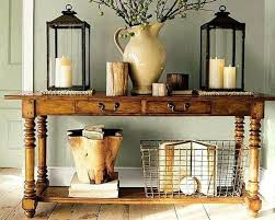 how to decorate a console table. Decorating Ideas For Sofa Table Decor Console Behind Blue And How To Decorate A