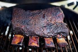 smoked beef short ribs taste of artisan