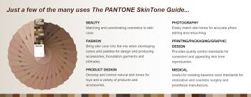 Pantone Skin Tone Chart Interview What Can Pantone Color Matching Do For 3d