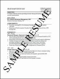 Great Sample Resume Simple Sample Resumes Easy Sample Resume Unusual Ideas Design Basic