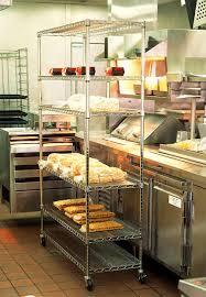 best types of shelving for restaurants