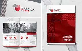 Graphic Design Joondalup Simplex Power