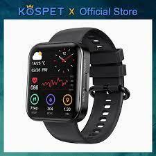 Mới 2021 KOSPET MAGIC 3 Đồng Hồ Thông Minh Smartwatch Cho Nam Chống Ban  Nhạc Tập Thể Thao, Vòng Tay Đồng Hồ Thông Minh Phụ Nữ Dành Cho IOS  Android Smart Watches