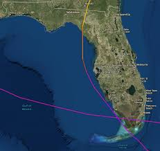 See Every Florida Storms Path For The Past 100 Years