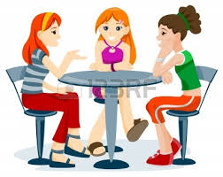 hanging out with friends clipart. group of friends hanging out clipart with clipartxtras