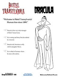 coloring pages hotel transylvania at linefa me and