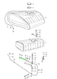 buy porsche 356 1950 65 fuel system parts design 911 in 4
