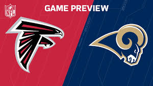 Image result for rams vs falcons