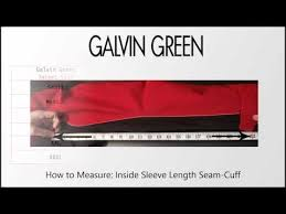 Galvin Green Size Chart Uk Galvin Green Size Guide Waterproof Jackets And Trousers
