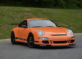 2007 Porsche 911 ( 997.1 ) GT3 RS in Orange | Hunting Ridge Motors