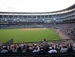 Guaranteed Rate Field Section 158 Seat Views Seatgeek
