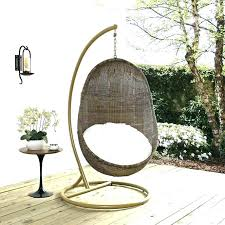 indoor hanging egg chair hanging seats outdoors outdoor hanging egg chair chairs bedroom awesome for