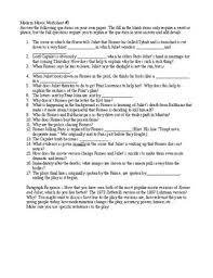 opinion essay on media outline worksheet