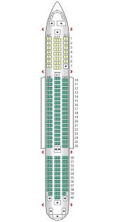 B787 Dreamliner Thomson Airways Seat Maps Thomson Airways
