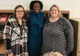 Prosecutor visits Lovett Elementary - The Clinton Courier