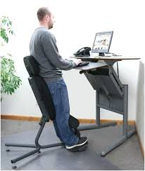 standing desk chairs chair for stand up desk a comfortable best standing desk chair ideas on