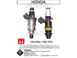 Nissan Injector Colour Chart 300cc Asnu Honda Acura Injector Set