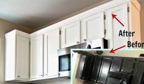 Adding Crown Molding To Kitchen Cabinets Awesome Inspiration Ideas