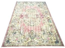 dusty rose rug carpet ft cm beige sage green and brown color pink throw view in