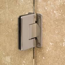 shower hinges wall mount hinge shower door hinges bunnings