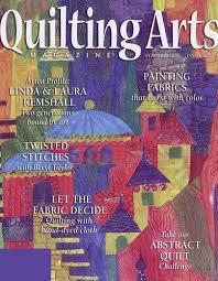 Quilting Arts: Amazon.com: Magazines &  Adamdwight.com