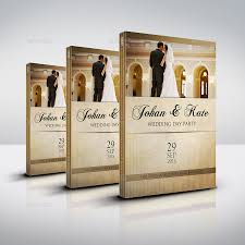wedding dvd cover and dvd label template vol 4