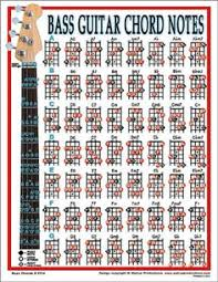 Bass Guitar Chord Chart Pdf 37 Matter Of Fact Printable Bass Guitar Note Chart