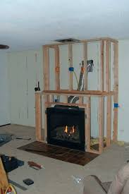 adding a gas fireplace how to install gas fireplace inserts new amazing and adding a gas fireplace to your home