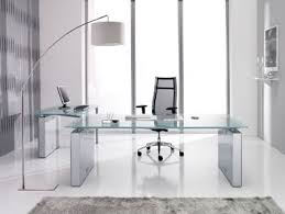 glass home office desks. fancy glass office desk with home interior redesign desks a