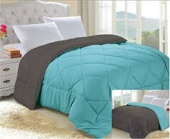 Best 25+ College comforter ideas on Pinterest | Blue comforter ... & Caribbean Ocean/Gray Reversible College Comforter - Twin XL Adamdwight.com
